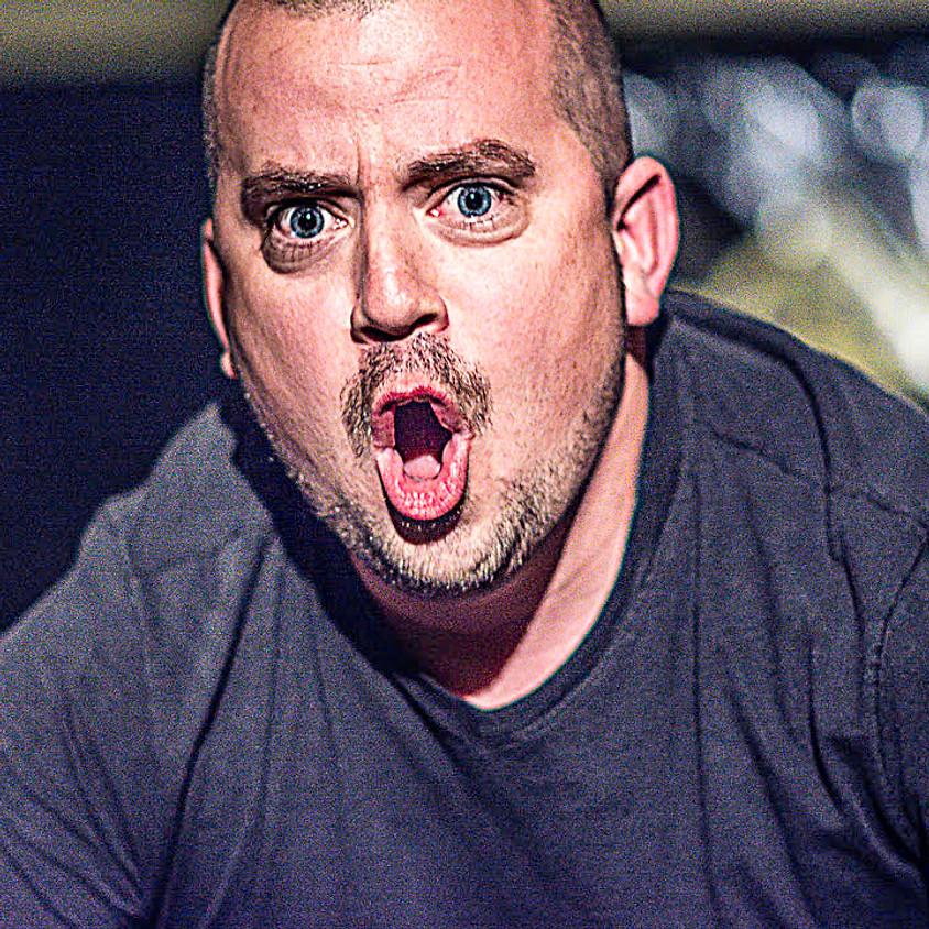 Comedian David Smalley