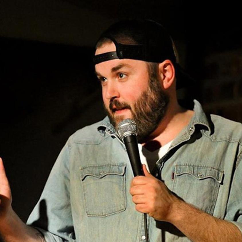 Comedian Geoff Tate - Saturday July 13, 8pm