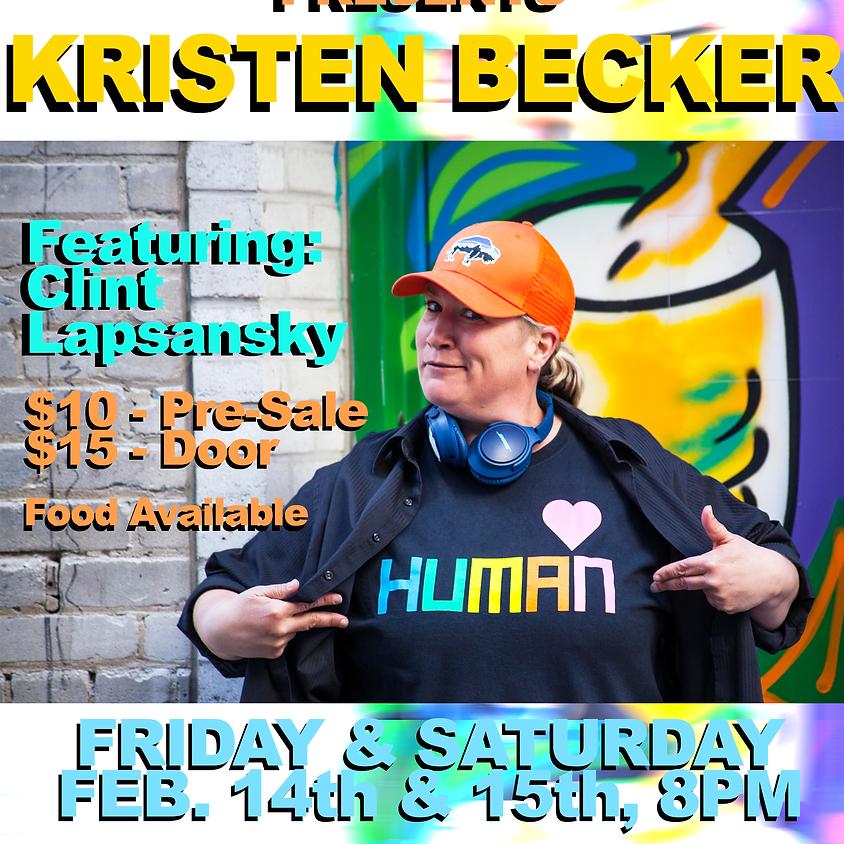 Kristen Becker - Friday Show!