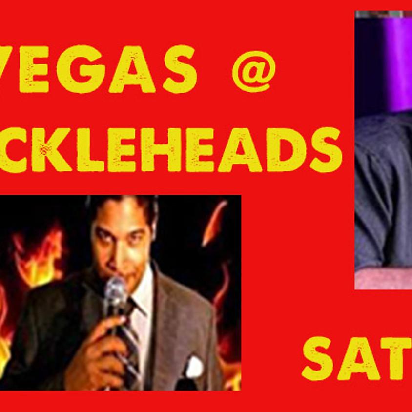 Vegas @ Chuckleheads
