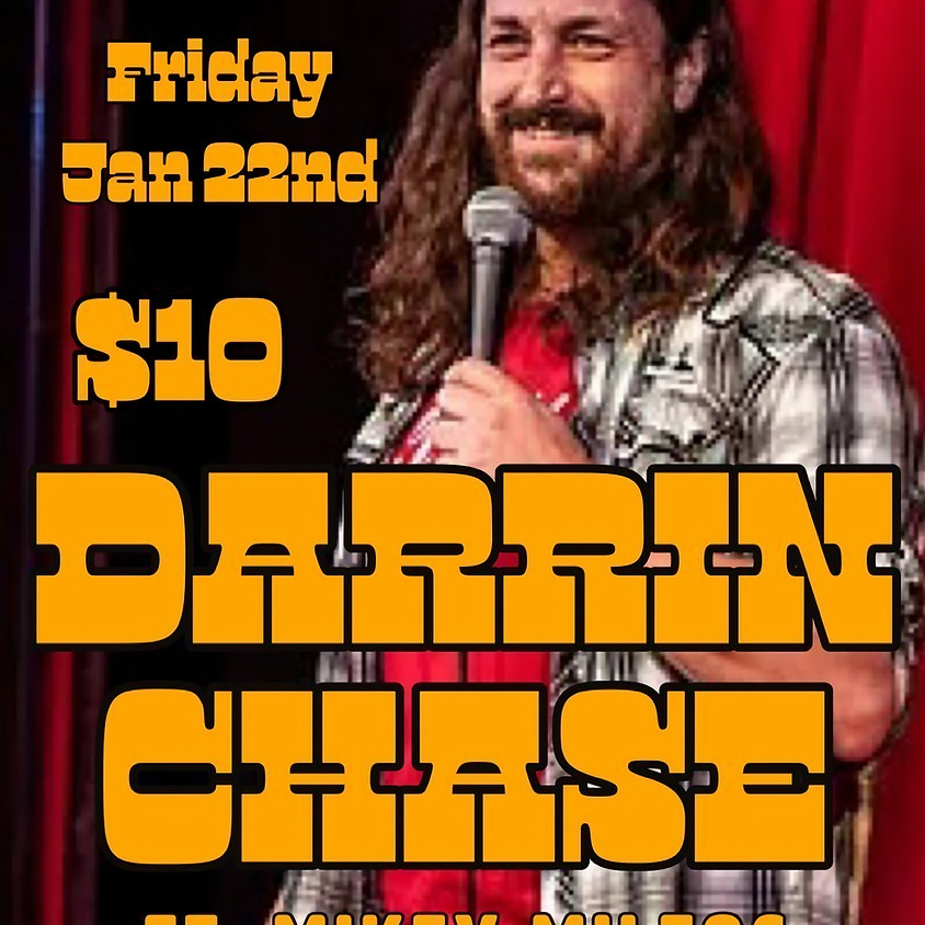 Darrin Chase Comedy Show