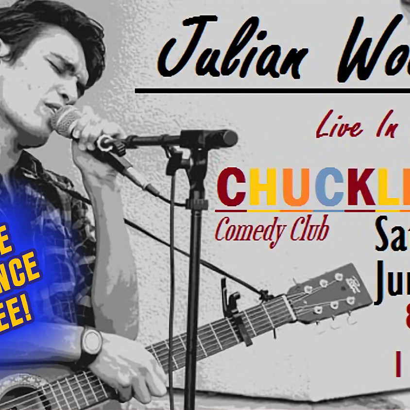 Julian Woods - singer / songwriter