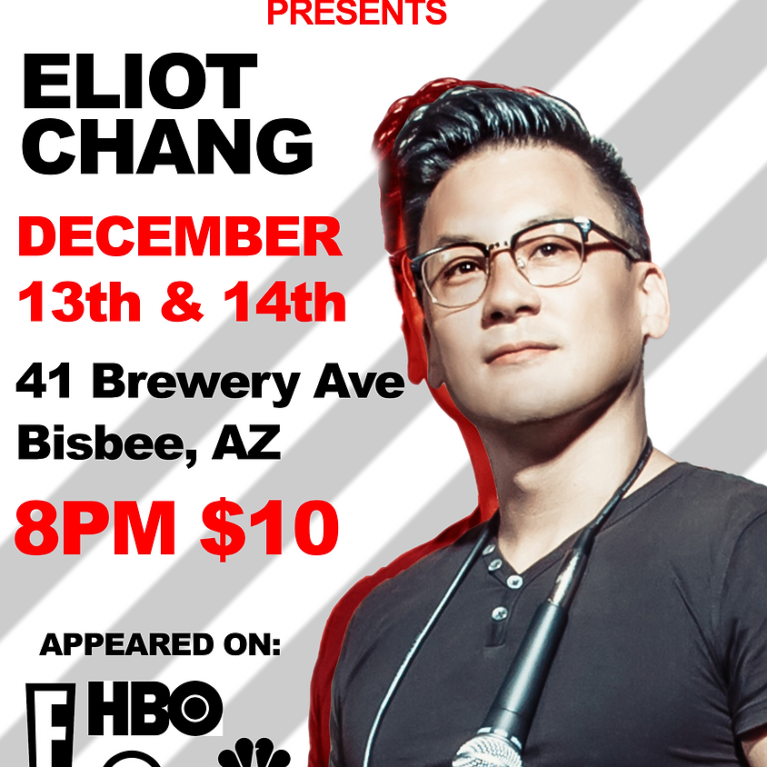 Eliot Chang - Friday Show