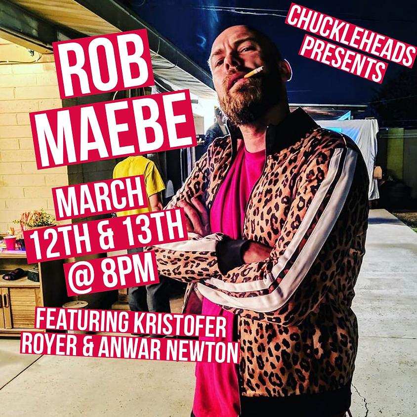 Rob Maebe - Saturday Show