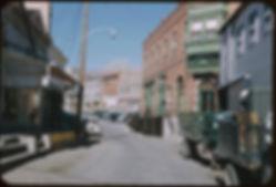 Brewery Gulch Bisbee Arizona circa 1952