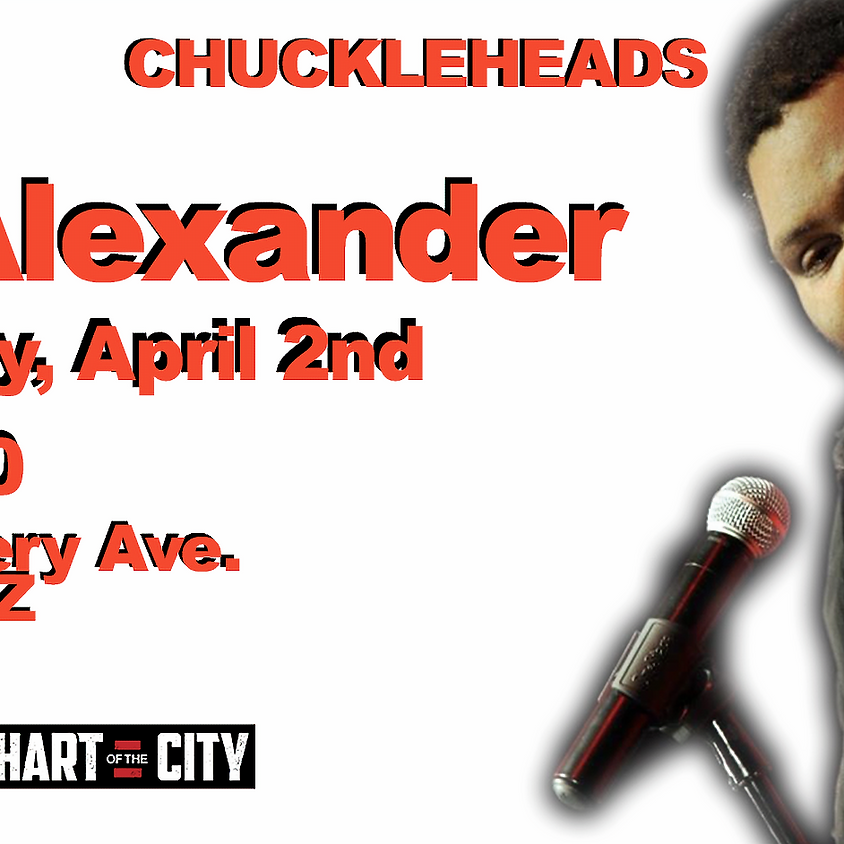 Mo Alexander - Stand Up Comedy