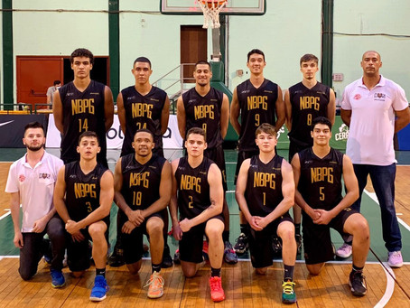 NBPG vence a quarta partida no Brasileiro Sub-19 de basquete