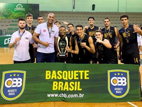 NBPG é campeão da classificatória B do Brasileiro Sub-19