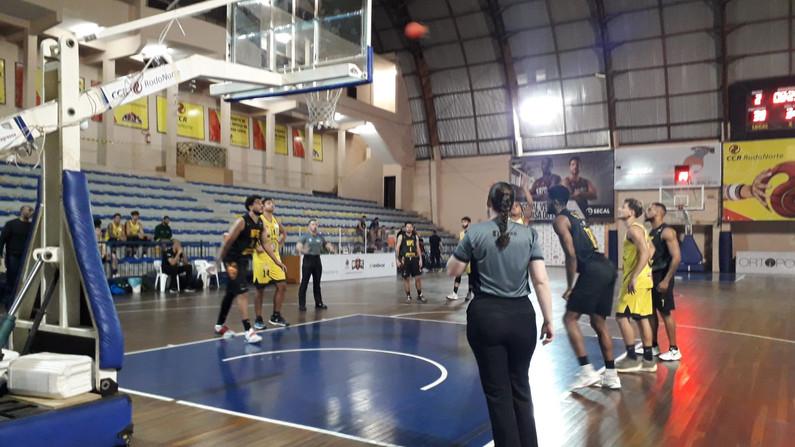 NBPG vence no Paranaense Série Ouro de basquete