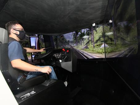 No Paraná, candidatos à vaga de motoristas poderão fazer testes em Simulador de Direção
