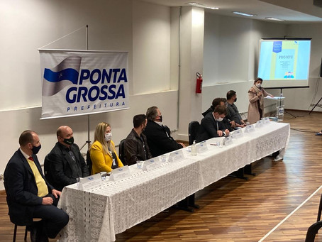 Cartilha Virtual do Programa Municipal do Primeiro Emprego é lançada em Ponta Grossa