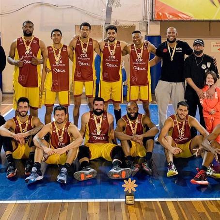 Ponta Grossa é campeã no basquete e voleibol dos Jogos Abertos