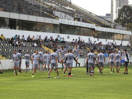 Operário promove treino aberto antes de jogo da Série B