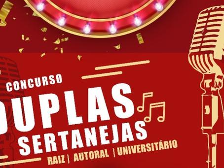 Inscrições para concurso de duplas sertanejas vão até domingo em Ponta Grossa.