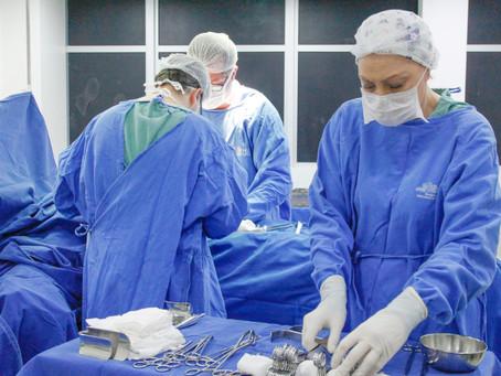 Hospital Universitário organiza mutirão para realizar 302 cirurgias eletivas