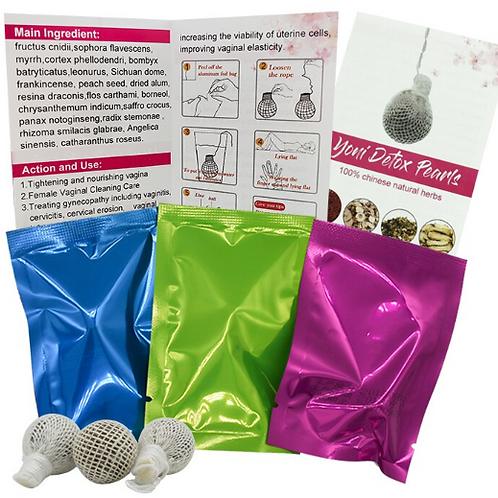 Thrive- Vaginal- Detox Pearls