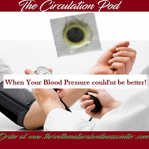 """The Circulation Pod""-10-20-30 day"