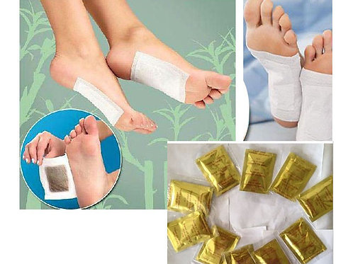 Thrive Detox Foot Patches