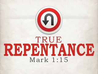 This is True Repentance