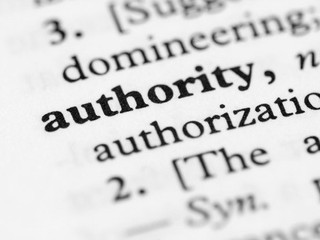 By What Authority?