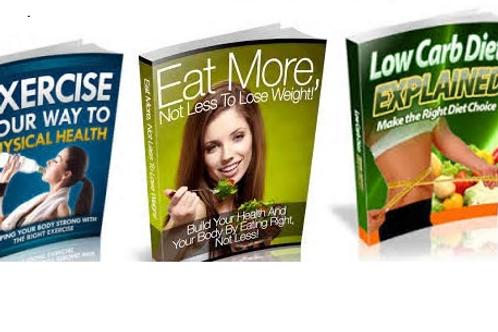 FREE-Thrive PDF Wellness Books