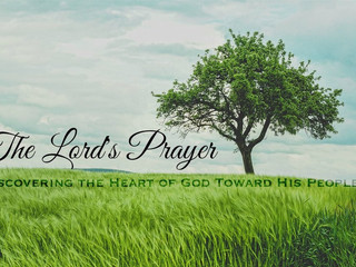 Our  Model for Prayer- To Unlock The Kingdom  of God on earth!