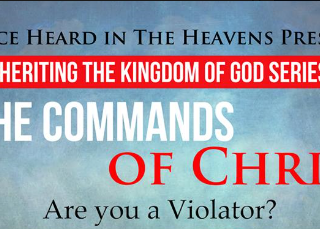 Knowing... The Commands of Christ!