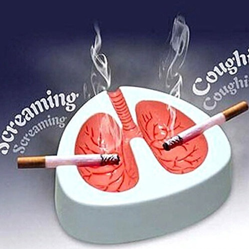 Thrive-Yelling/Coughing Ashtray