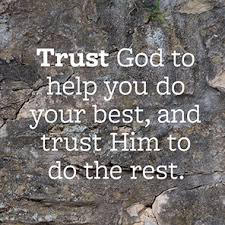 Trusting God's Goodness When Life Is Bad