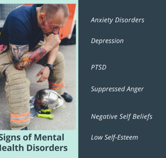 PTSD, Depression, Suicide Prevention