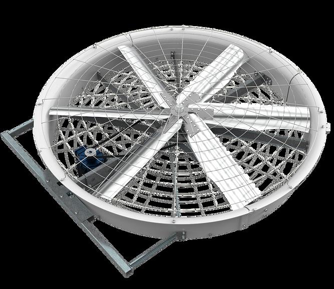 Panel fan84-BD recirculation fan