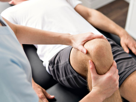 Total Knee Replacement:  Early Signs, Treatments, and Exercises