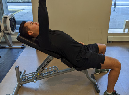 HOW TO FIX SHOULDER PAIN AFTER BENCH PRESS