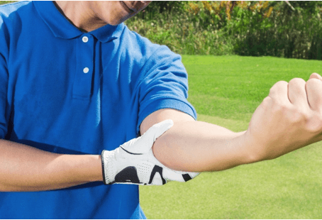 Golfer's Elbow: Early Signs, Treatments, and Exercises