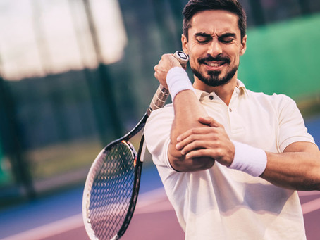 Tennis Elbow: Early Signs, Treatments, and Exercises
