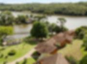 Vista Panorâmica do Hotel La Dolce Vita