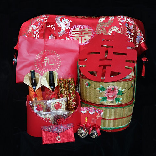 Standard Betrothal (Guo Da Li) Package - All Dialects
