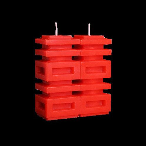 Shuang Xi Candles