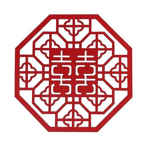 Decoration Xi (50*50cm)