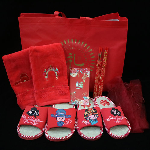 Dowry Essentials Rental Package Add-ons (for purchase)