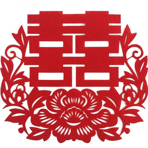 copy of Decoration Xi (28*25cm)