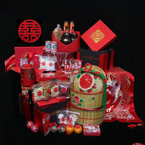 Premium Betrothal (Guo Da Li) Package - All Dialects