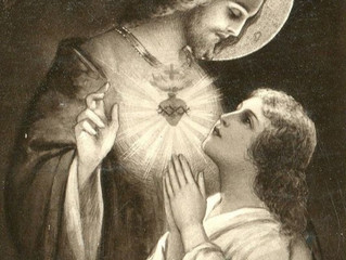 THIRTY-FIVE SALUTATIONS TO THE SACRED HEART OF JESUS