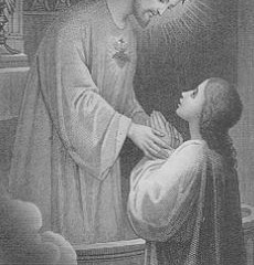 Thoughts of St. Bonaventure on the Love of the Sacred Heart of Jesus