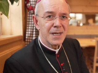 Bishop Schneider: There is NO Exception, We Cannot Use the Abortion-Tainted Vaccines!