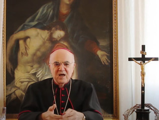 VIGANO PLEA TO PRIESTS: Our silence would make us accomplices of the enemies of God & the human race