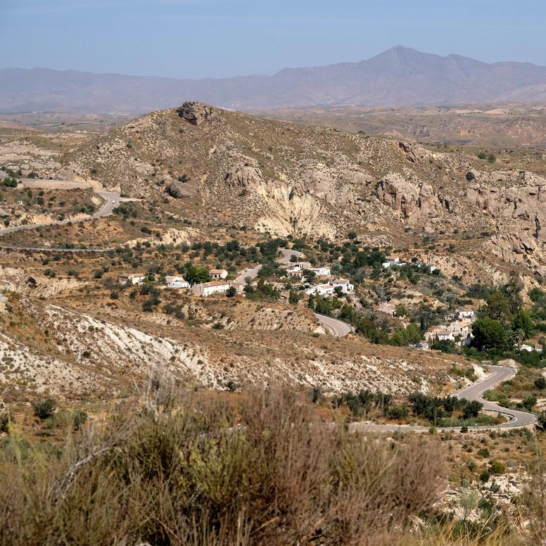 Ostandalusische Landschaft