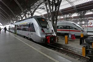 Gesichter der modernen Bahn