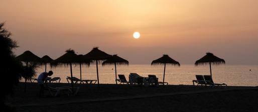Mittelmeerküste bei Vera