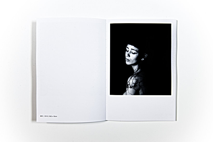 Basile Jeandin | keep in_ [a study] | Photography Portraits Book by Leonor Fonseca